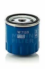 TALBOT 160 1.6 Oil Filter 7R2 Mann Genuine Top Quality Replacement New