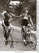 Presse Archrivals Bartali Coppi Tour de France print cycling poster Europe race