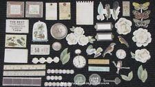 Kaisercraft 'ANTHOLOGY' Collectables Die Cut Shapes Floral/Vintage KAISER