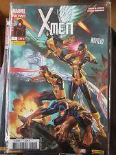 X-MEN (Marvel 4ème série - V4) - T1 (couverture 2/2) : juillet 2013