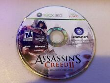 Assassin's Creed II (Microsoft Xbox 360, 2009) - DISC ONLY