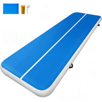 3M Air Track Inflatable Gymnastics Floor Home Tumbling Mat AirTrack TrainingGYM