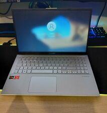 Asus vivobook 15 x512da Ryzen 7 3700U 8GB RAM 256GB M.2 Nvme SSD Laptop
