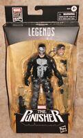"marvel legends, the punisher, 6"", action figure, Hasbro, mu, 80th anniversary,"