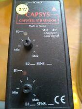 STB-0-800: Bicanal relais de détection de boucle magnétique capsys