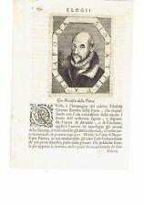 1666 Crasso Ritratto: Giovanni Battista Giambattista Giovambattista Della Porta