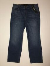 Express Jeans Womens Slim Ankle Size 12 Reg Inseam 26 Super High Rise NWT $79