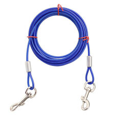 Coupler Dual Leashes Steel Wire Pet Dog Double Lead No-Tangle Bungee Top Quality