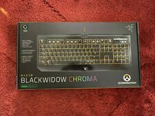 Overwatch Razer Keyboard and Mouse (US layout)