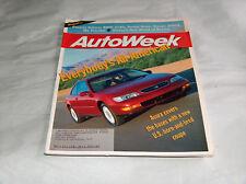 autoweek 1996 Car Truck RIVISTA ACURA taglio BMW 318ti, DODGE NEON, NISSAN 200SX