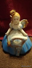 Josef Originals Birthday Angel Girl Figurine Age 9.