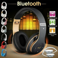Bluedio Turbine Hurricane H Bluetooth 4.1 Wireless Stereo Headphones Headset TS