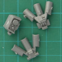 Blood Angels Space Marines Furioso Cybot Fog Headlight 40k Bitz