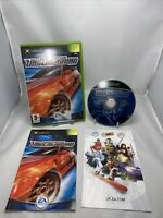 Need for Speed: Underground (Microsoft Xbox, 2003) - European Version Game Pal