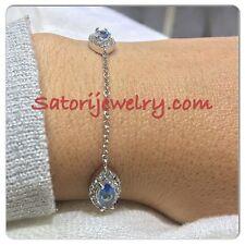 Sterling Silver evil eye bracelet Gift In Fashion Blue Eye In Fashion