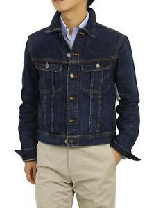 Polo Ralph Lauren Denim Jean Jacket Coat