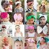 Baby Toddler Girls Kids Bunny Rabbit Bow Knot Headband Hair Band Headwrap Cute