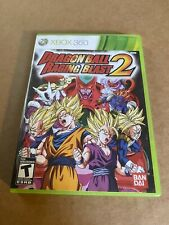 Dragon Ball: Raging Blast 2 (Microsoft Xbox 360, 2010) Anime Fighting