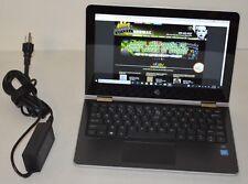 """HP Pavilion X360 11m-ad013dx 11.6"""" HD Touch 1.10 GHz Intel® Pentium 4GB Laptop"""