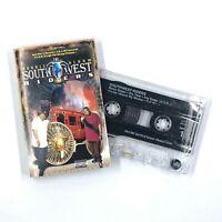 SOUTHWEST RIDERS 2 Cassette Tape #2 ONLY UGK E-40 THREE 6 MAFIA Rap