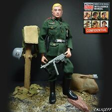 Superb Vintage Action Man German Stormtrooper First Issue 1967 Palitoy GI Joe