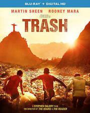 Trash (Blu-ray Disc, 2015, Includes Digital Copy UltraViolet)