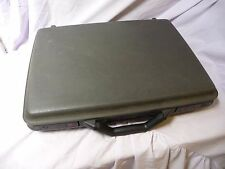 Briefcase SAMSONITE hard shell 1980's 48x38x8cm solid no damage