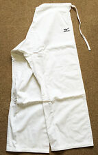 "Mizuno Judo gi ""Yusho"" model  only Pants  with IJF tag samurai Japan uniform"