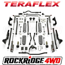 "Teraflex Jeep Wrangler JK 2-Door Alpine CT6 Suspension 6"" Lift W 3.3 Falcon Shoc"