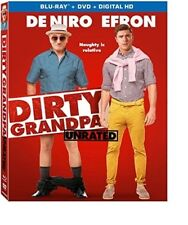 Dirty Grandpa Blu-ray Only Disc Please Read