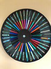 Floaty Pen Display that SPINS