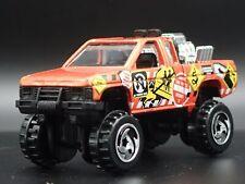 NISSAN HARDBODY 4X4 PICKUP TRUCK RARE 1:64 SCALE DIORAMA DIECAST MODEL CAR