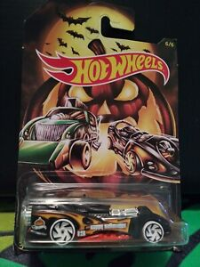 2019 Hot Wheels Exclusive Happy Halloween Fright Cars #6 Power Rocket