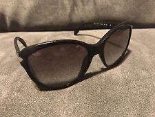 AUTHENTIC! Prada SPR 15P Women Sunglasses Black Butterfly Gradient