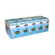 10 x Philips Glühbirne 60W E27 klar Glühlampe 60 Watt Glühbirnen Glühlampen TOP