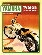 SHOP MANUAL YAMAHA TY250B SERVICE REPAIR BOOK TRIAL TRAIL 250
