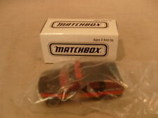 1998 OFFICIAL VEHICLE MATCHBOX PROMO 97 CHEVY TAHOE CLUB CAR MIB SEALED IN PLAST