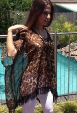 Ladies kaftan top, resort wear. Free size