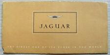 JAGUAR MARK V AUTO LF vendite LETTERATURA Pack c1949 2 1/2 L BERLINA 3 1/2 L BERLINA/COUPE