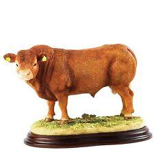 Limousin Bull Figurine - Border Fine Arts Studio A26089 2014