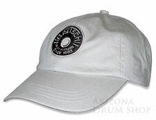 GRETSCH Beige Roundbadge Baseball Cap / Hat - Genuine Gretsch Apparel!
