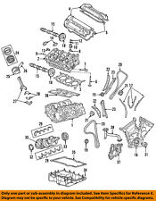 FORD OEM-Engine Timing Chain Guide 1S7Z6K297AA