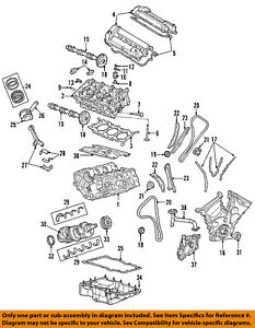 FORD OEM-Valve Guide F5RZ6510A