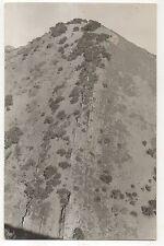 Rppc Devils Slide?, Weber Canyon Utah, Vintage Ut Real Photo Postcard