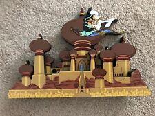 "Shelia's Collectibles ""Aladdin� from Disney's ""Fantasy Castles� Rare"