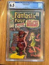 Fantastic Four #66 (1970) CGC 6.5 Warlock Him