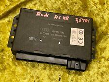 AUDI A6 / 4B Komfort Zentrale Steuergerät Komfortsteuergerät 4B0962258L Original