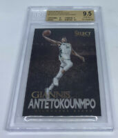 2019-20 Select Giannis Antetkounmpo Artistic Selections SSP BGS 9.5 GEM MINT