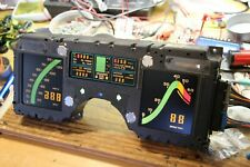 1984 Corvette Cluster Rebuilt All Brand New Lcd's Core Required