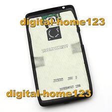 Battery Cover Back  Door For Motorola Moto Maxx Turbo Quark XT1225 XT1254 Black
